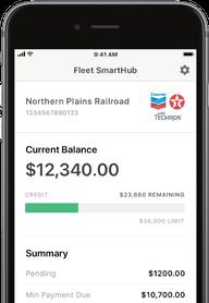 Fleet SmartHub App